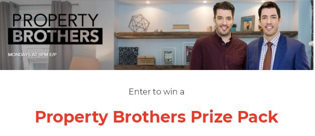 95.3 Fresh Radio Property Brothers Prize Pack Giveaway