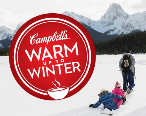 Campbell Canada Warm Up to Winter Contest