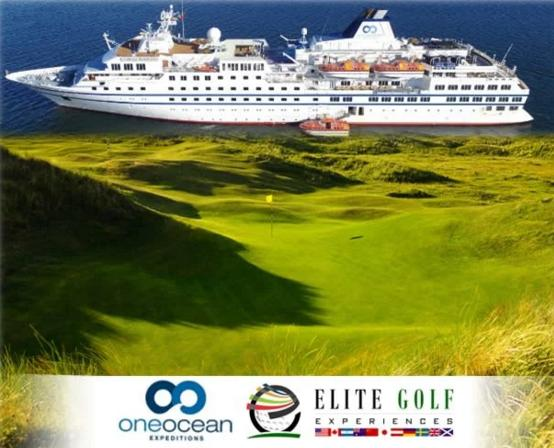 Elite Golf Experiences Golf Cruise Giveaway