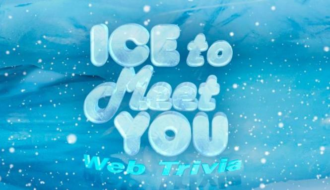 Live with Kelly & Ryan Ice To Meet You Web Trivia Contest