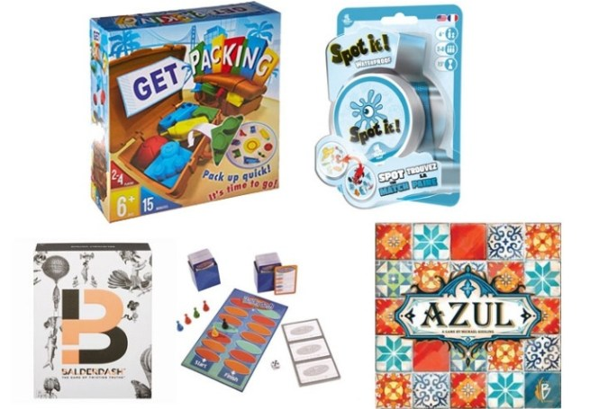 Toronto 4 Kids Family Board Games Summer Contest