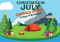 Cashco Christmas in July Giveaway