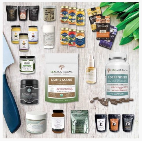 Epic Natural Product Giveaway