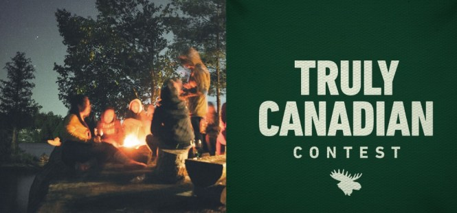 Moosehead Lager Truly Canadian Contest