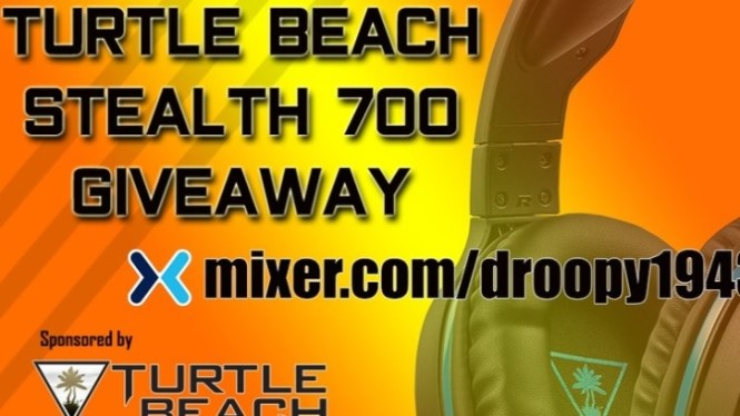 Turtle Beach Stealth 700 Giveaway