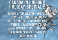 JUMP Radio Canada In Unison Holiday Special Contest