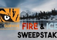 QuickSurvive Fire And Ice Sweepstakes