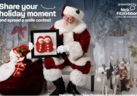 Village Media Guelph Share Your Holiday Moment And Spread A Smile Contest