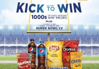 PepsiCo Canada Lays And Mars You Could Win A Trip For 2 To Super Bowl Lv Contest
