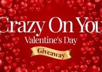 Vista Radio Crazy On You Valentines Day Giveaway