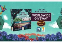 The Publisher The Gardens Giveaway