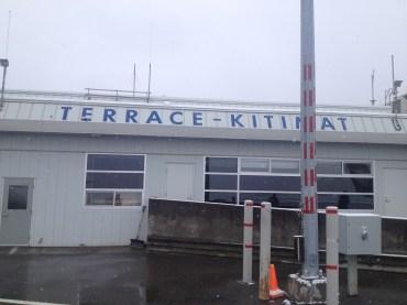 Terrace B.C Airport