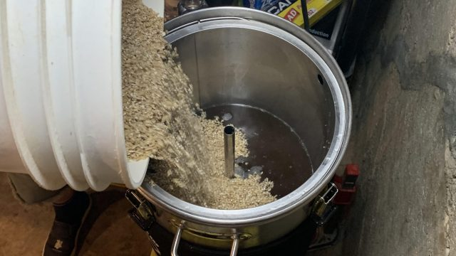 Mash Out! Reiterated Mashing