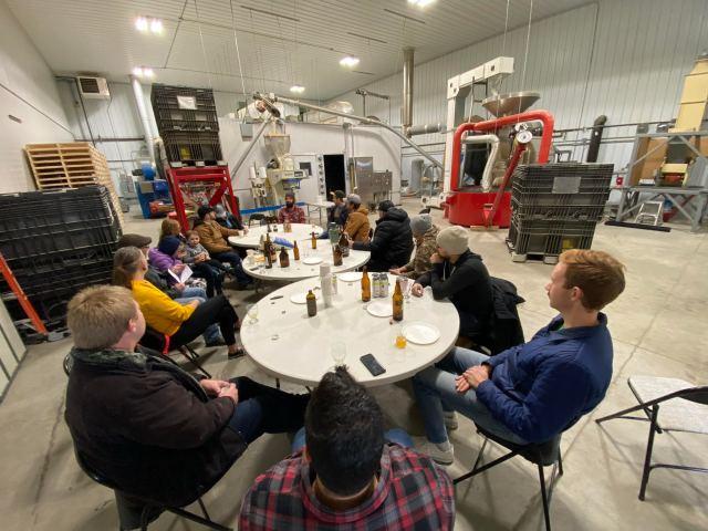 Club: Whole Hop Brew Exchange (Red Deer Brewers, AB)