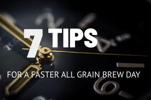 Under Pressure!—7 tips to speed up your all-grain brew day