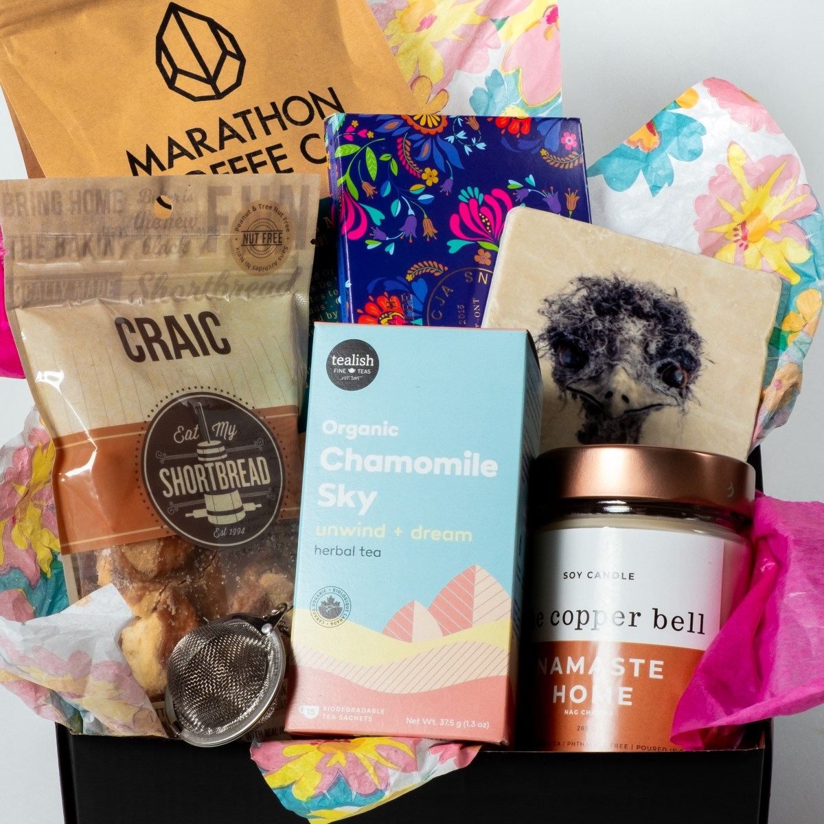 Cafe in a Box by Canada in a Box 100% Canadian Subscription & Gift Boxes