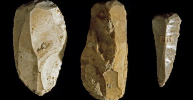 When Were Stone Tools Invented