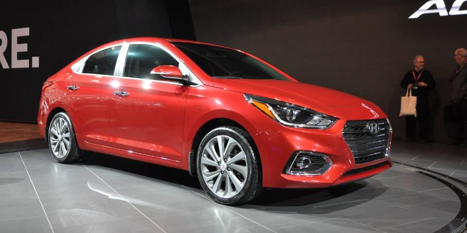 2018 Hyundai Accent Makes A Comeback Video Canada