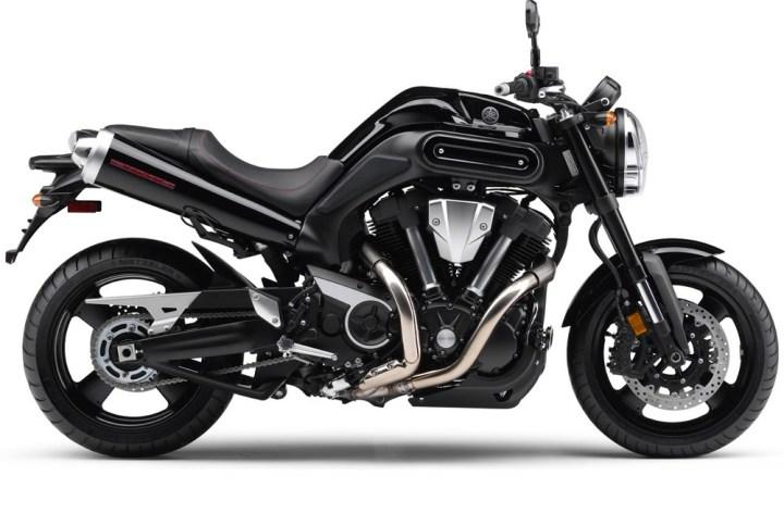 Test Ride: Yamaha MT-01