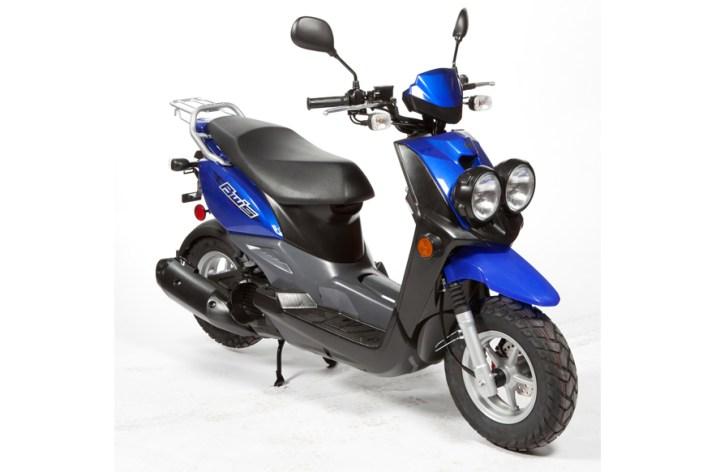 2012 Yamaha BW's 50