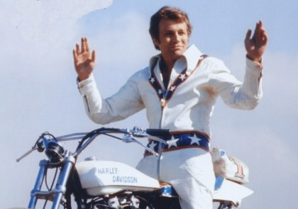 Will Ed Beckley succeed where Evel Knievel failed?