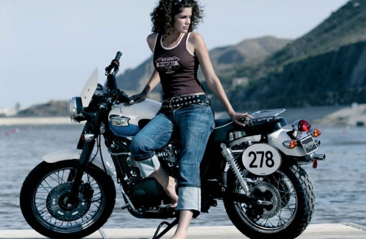 Triumph to sell in India