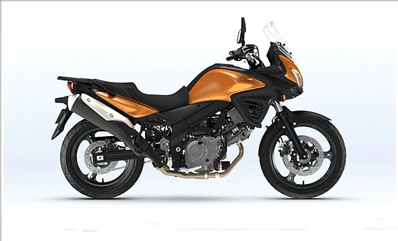Details of new V-Strom leaked by Suzuki