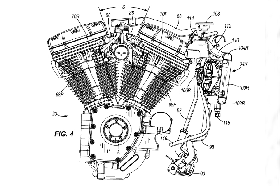 Report: Harley-Davidson to debut new 107-inch engine | Canada Moto ...
