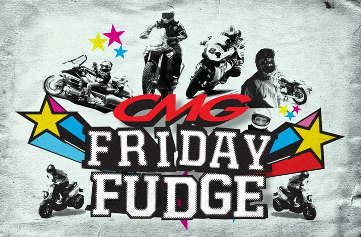 Friday Fudge