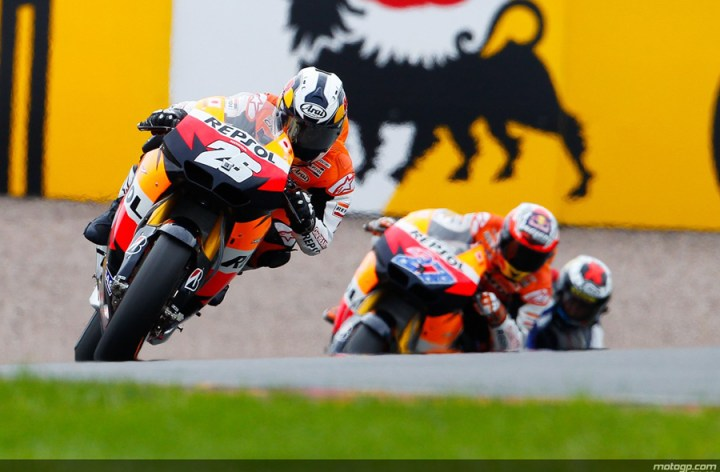 MotoGP – Spaniards close the gap