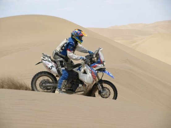 Simon Pavey will give off-road course in B.C.