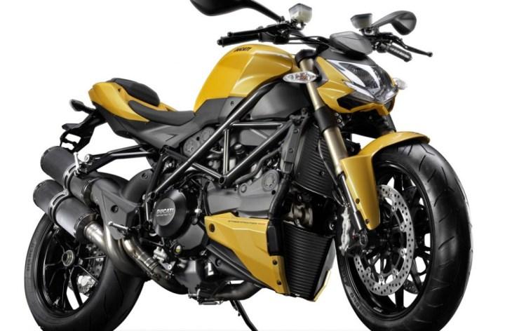 New Ducati 848 Streetfighter, Honda CBR600RR details
