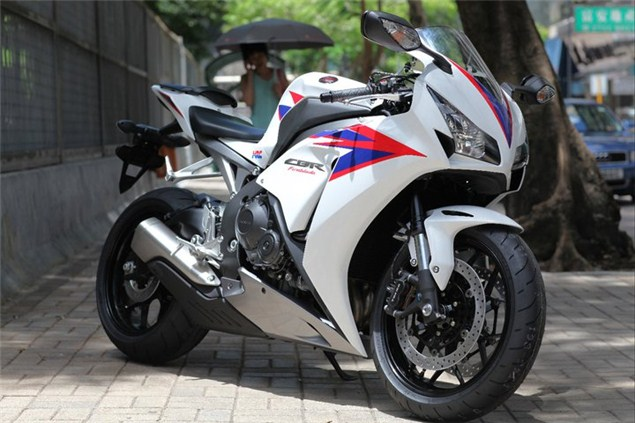 Fireblade to feature ride-by-wire technology