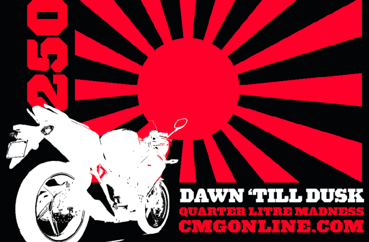 This weekend: Dawn 'til Dusk run!