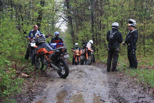This weekend: Terra Nova Enduro Dual Sport Tour