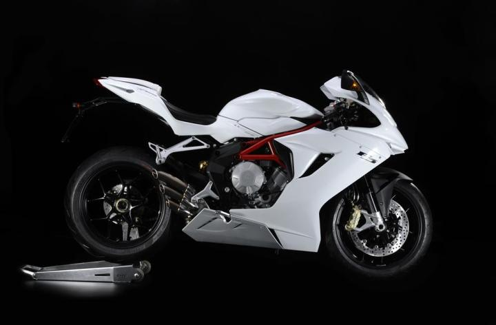 MV Agusta's Canadian pricing, availability