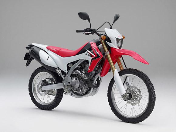 Honda announces 250 dualie using CBR250R motor