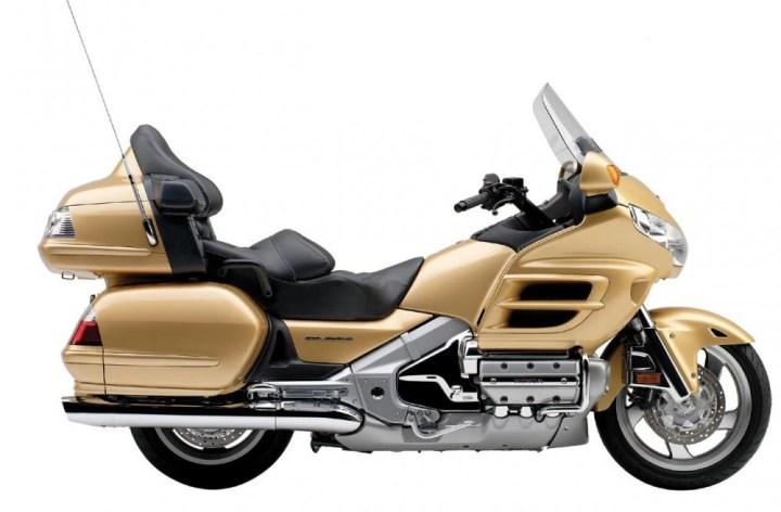 Honda GL1800 recall