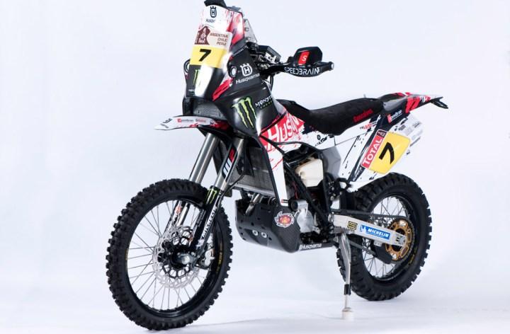 Dakar is coming!