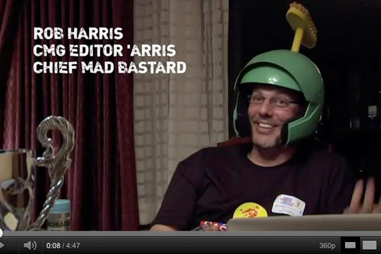 MBSR 2011 video posted!