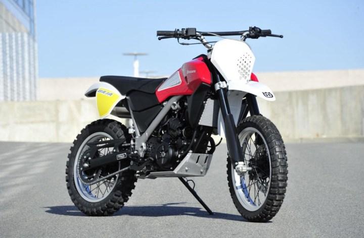 Husqvarna unveils more Baja concept