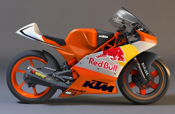 KTM to build 350 Duke