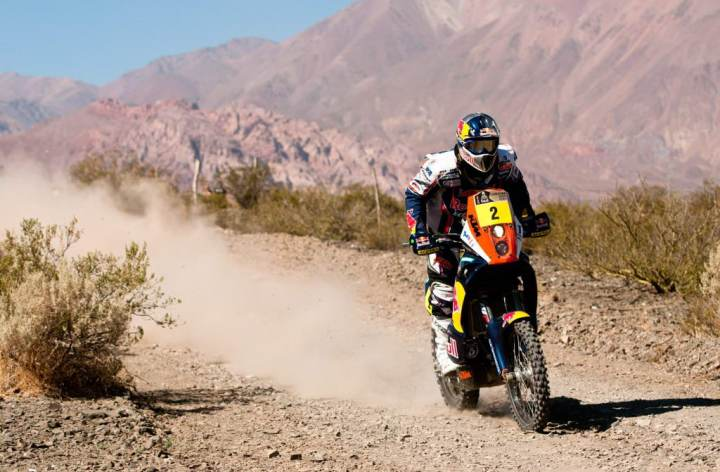 Despres takes Dakar lead from Coma: Day Three update