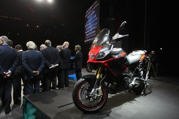 Aprilia Caponard comes to light