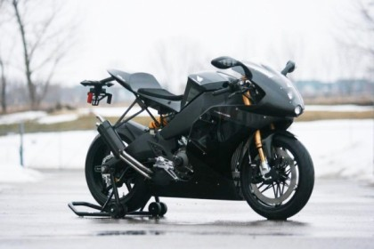 For now, Erik Buell is only selling the 1190RS. He'll have to make some changes to the lineup if he wants to sell 20,000 bikes a year in four years.