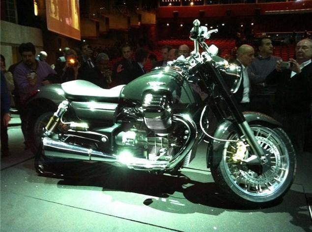 Moto Guzzi California 1400: new pix