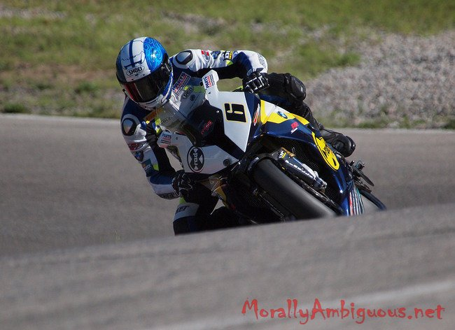 Brett McCormick off to World Superbike circuit