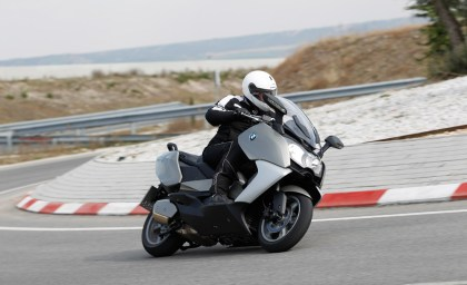 Get your scoot checked out at your local BMW dealer.