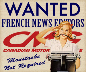 WANTED – French News & Copy Editors