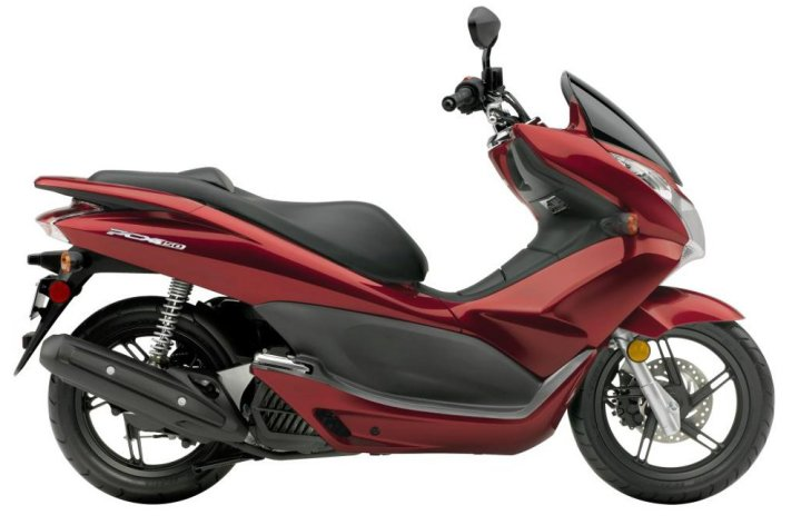 New, reworked Honda scooters announced